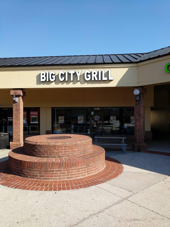Big City Grill, Co. | restaurant | 2490 W Brandon Blvd, Brandon, FL 33511, USA | 8133307968 OR +1 813-330-7968