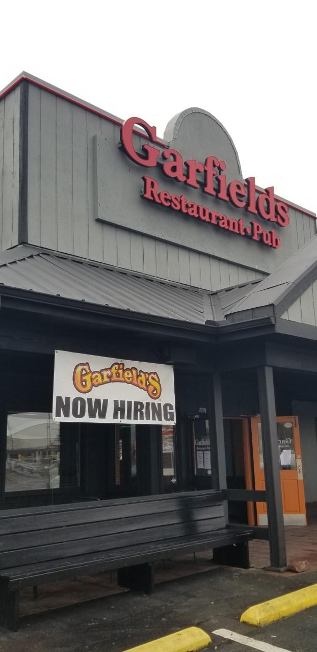 Garfields Restaurant Pub 1529 Freeway Dr Reidsville Nc 27320 Usa