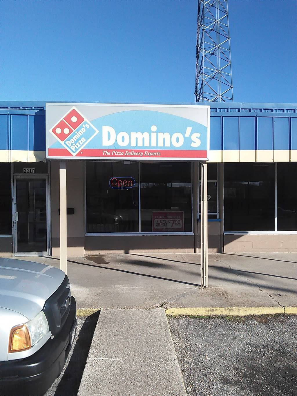Dominos Pizza | meal delivery | 3301 Mobile Hwy, Montgomery, AL 36108, USA | 3342844600 OR +1 334-284-4600