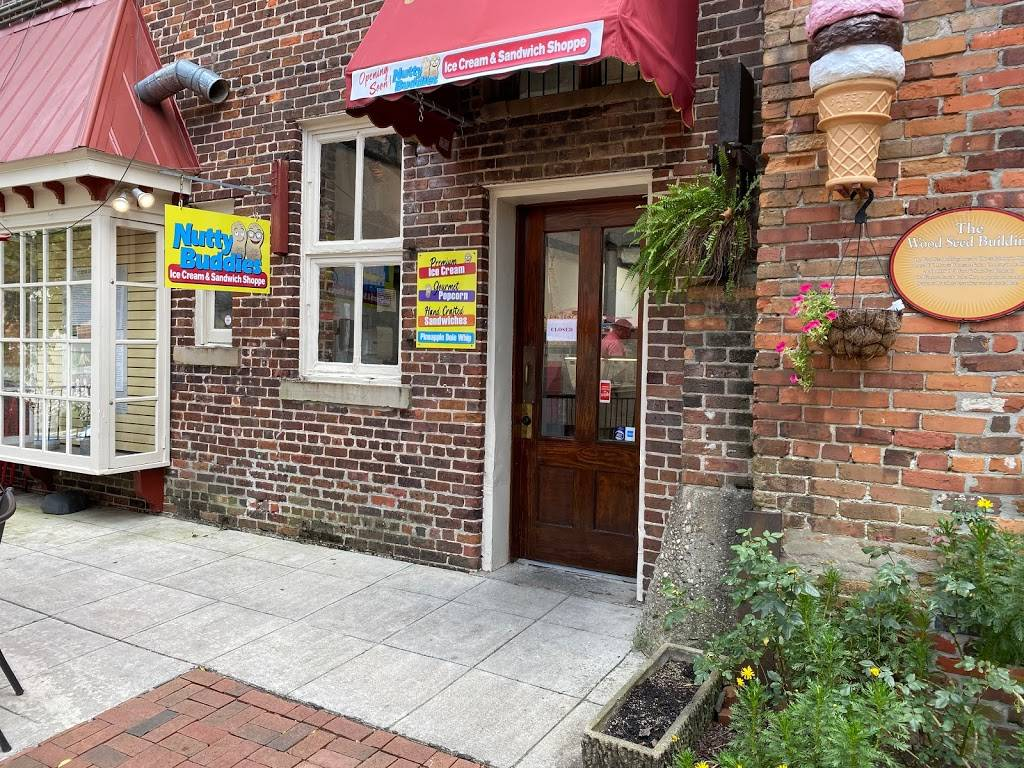 Nutty Buddies | restaurant | 365 N Front St, Wilmington, NC 28401, USA | 9107699017 OR +1 910-769-9017