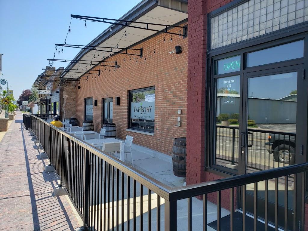 Tapistry Brewing Company   restaurant   4236 Lake St, Bridgman, MI 49106, USA   2692667349 OR +1 269-266-7349