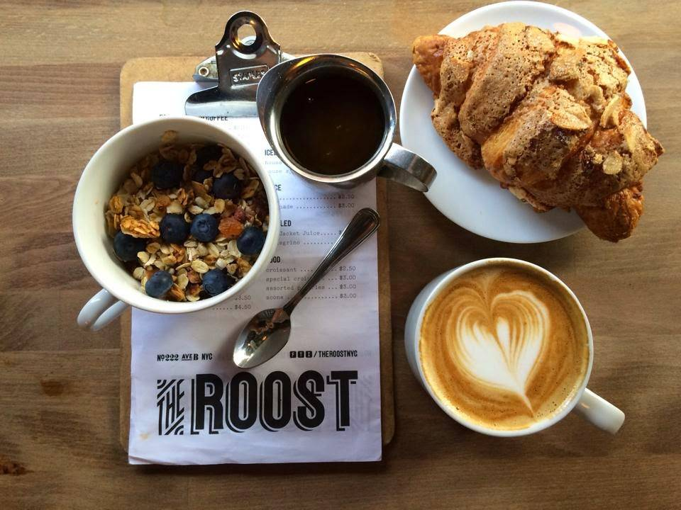 The Roost | cafe | 222 Avenue B, New York, NY 10009, USA | 6469186700 OR +1 646-918-6700