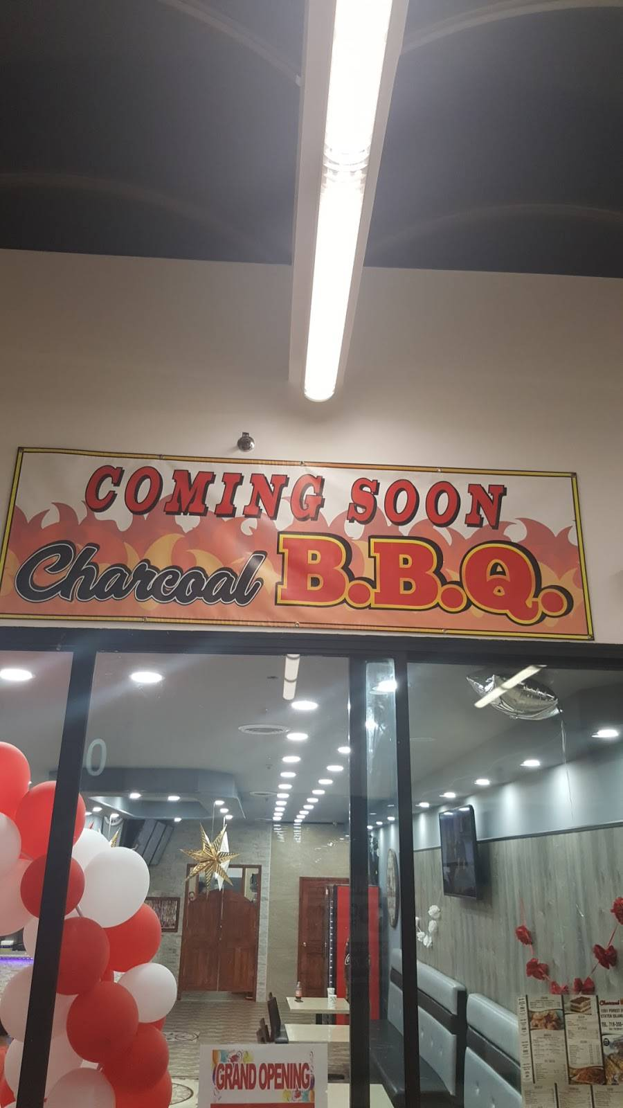charcoal bbq | restaurant | 1351 Forest Ave, Staten Island, NY 10302, USA | 7183559060 OR +1 718-355-9060