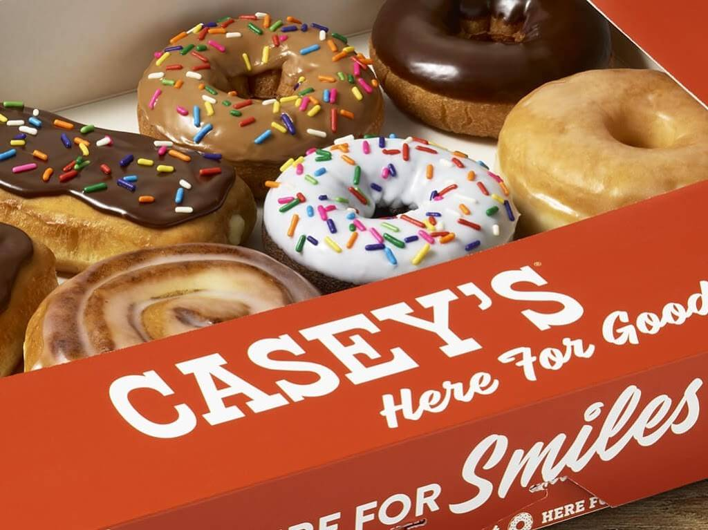 Caseys | meal takeaway | 215 E Knoxville St, Brimfield, IL 61517, USA | 3094469636 OR +1 309-446-9636