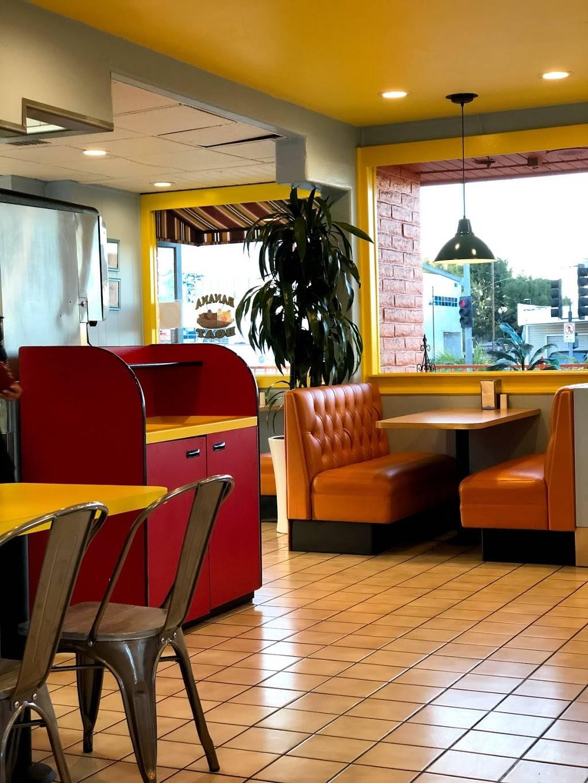 Golden Ox Burger, Burritos | restaurant | 3013, 1801 W Commonwealth Ave, Fullerton, CA 92833, USA | 7144479945 OR +1 714-447-9945