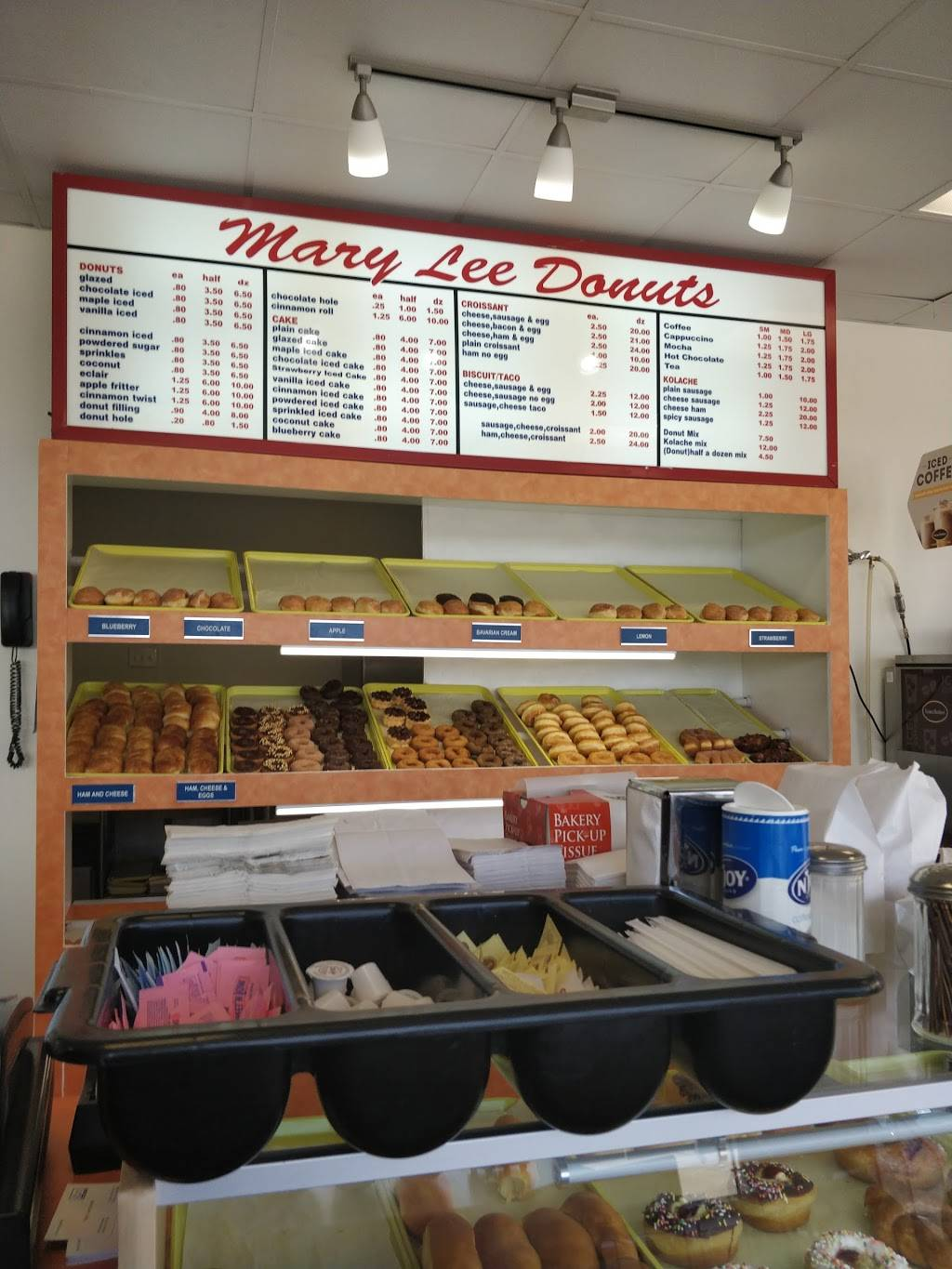Mary Lee Donut Shops | bakery | 6150 Gulf Fwy, Houston, TX 77023, USA | 7139282869 OR +1 713-928-2869