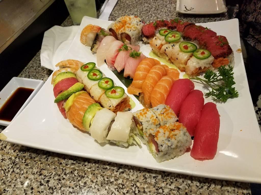 Origami Sushi - Home - Tampa, Florida - Menu, Prices, Restaurant ... | 768x1024