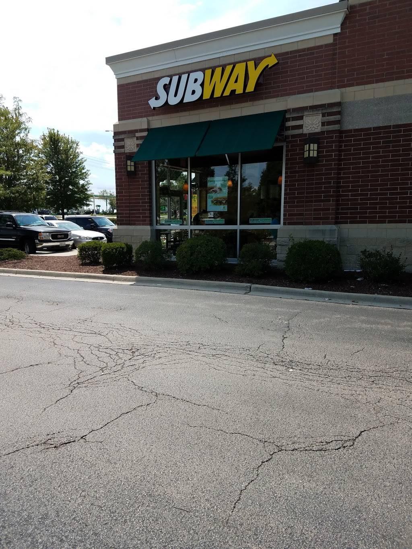 Subway Restaurants | restaurant | 1920 87th St, Woodridge, IL 60517, USA | 6309855200 OR +1 630-985-5200
