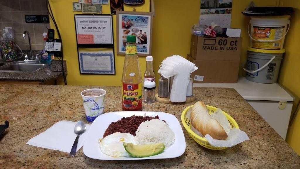 Buen Gusto Restaurant | restaurant | 2414 Central Ave, Union City, NJ 07087, USA | 2018668997 OR +1 201-866-8997