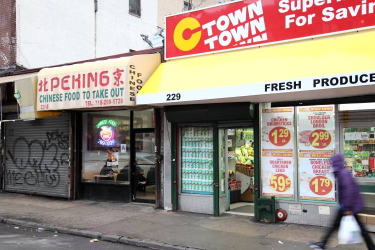 Peking | meal takeaway | 221 E Tremont Ave #5, Bronx, NY 10457, USA | 7182991728 OR +1 718-299-1728
