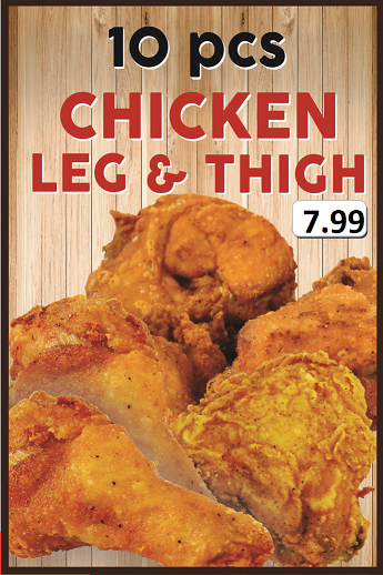 Kennedy Fried Chicken | restaurant | 647 E Tremont Ave, Bronx, NY 10457, USA | 9176318300 OR +1 917-631-8300