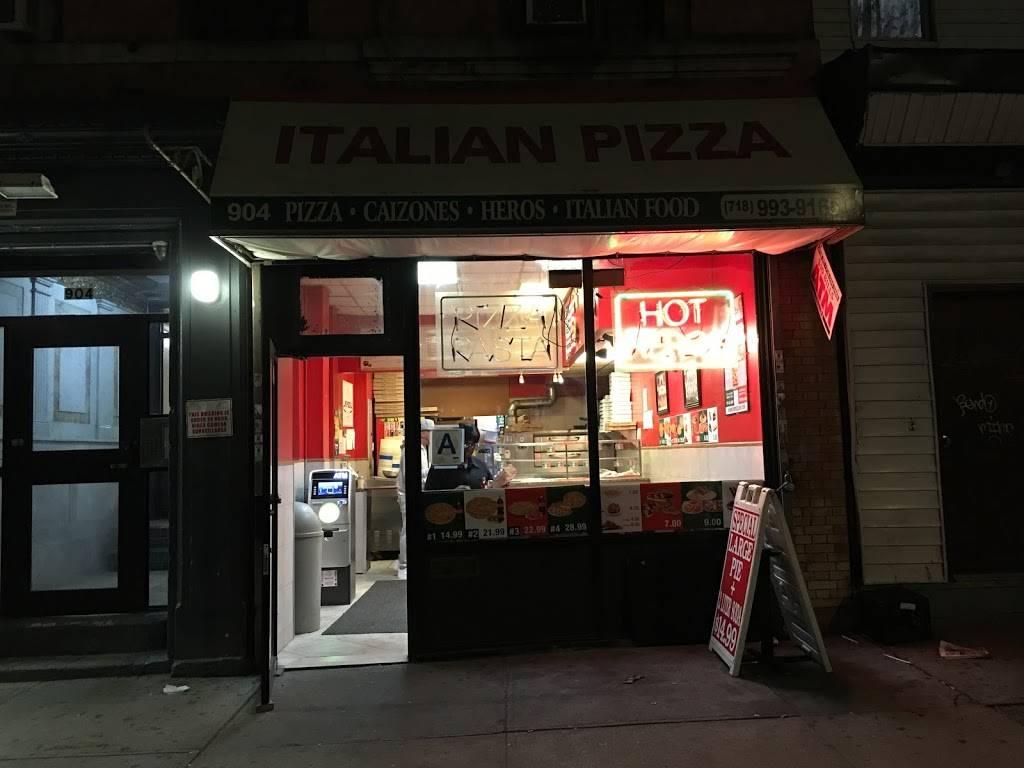 Italian Pizza   restaurant   890 Morris Ave, Bronx, NY 10451, USA   7189939165 OR +1 718-993-9165