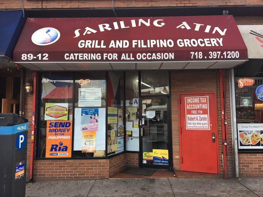 Sariling Atin   restaurant   89-12 Queens Blvd, Elmhurst, NY 11373, USA   7183971200 OR +1 718-397-1200