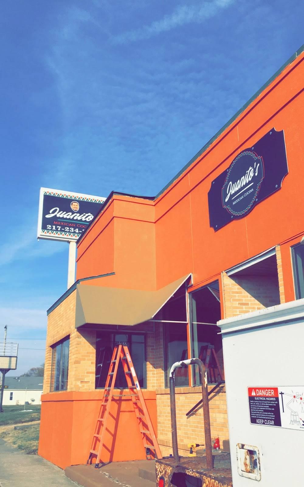 Juanito's Mexican Cocina | restaurant | 808 Lake Land Blvd, Mattoon, IL 61938, USA | 2172343475 OR +1 217-234-3475