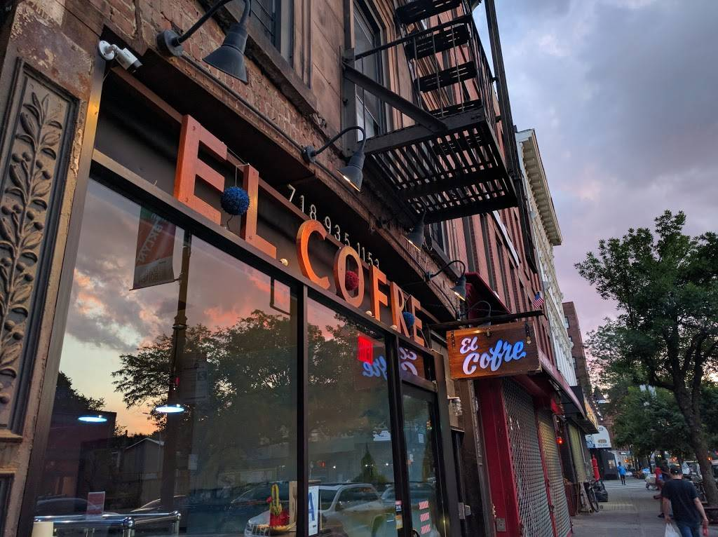 El Cofre | restaurant | 454 Myrtle Ave, Brooklyn, NY 11205, USA | 7189351153 OR +1 718-935-1153