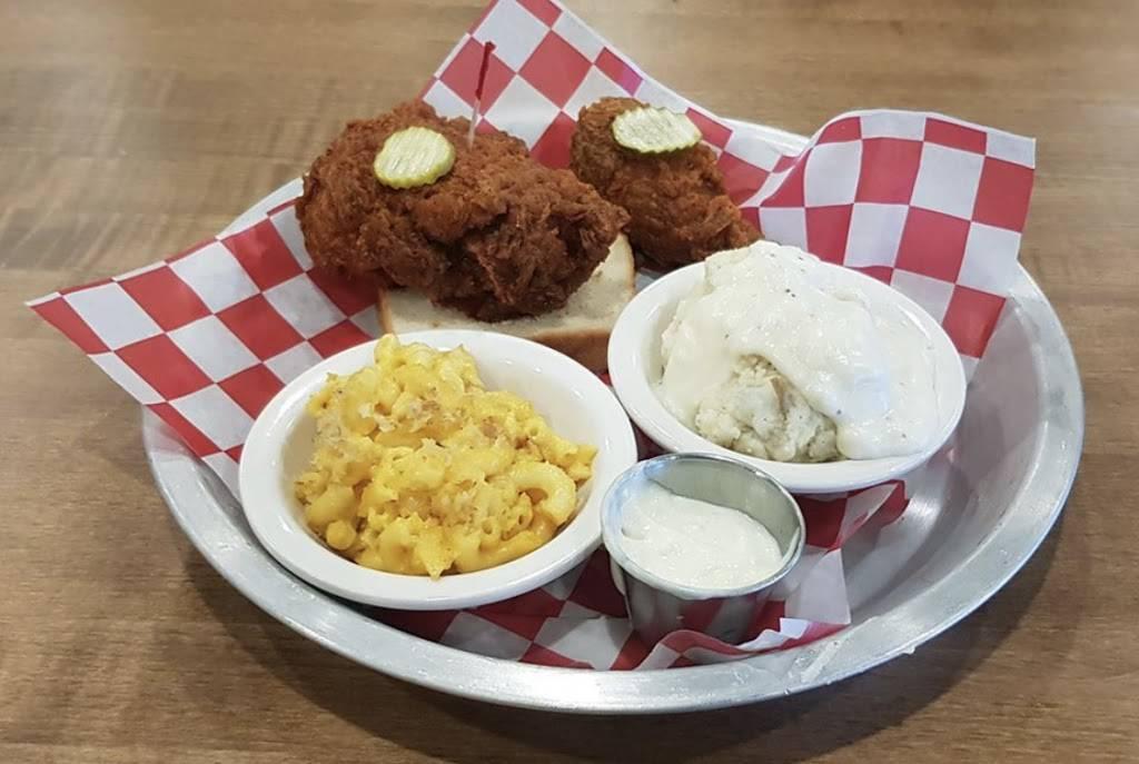 Flavorshack Hot Chicken & Ribs | restaurant | 2144 E Main St, Duncan, SC 29334, USA | 8642496078 OR +1 864-249-6078