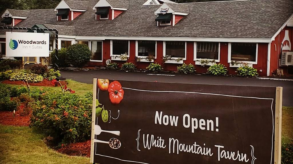 White Mountain Tavern at Woodwards Inn | restaurant | 527 US-3, Lincoln, NH 03251, USA | 6037458141 OR +1 603-745-8141