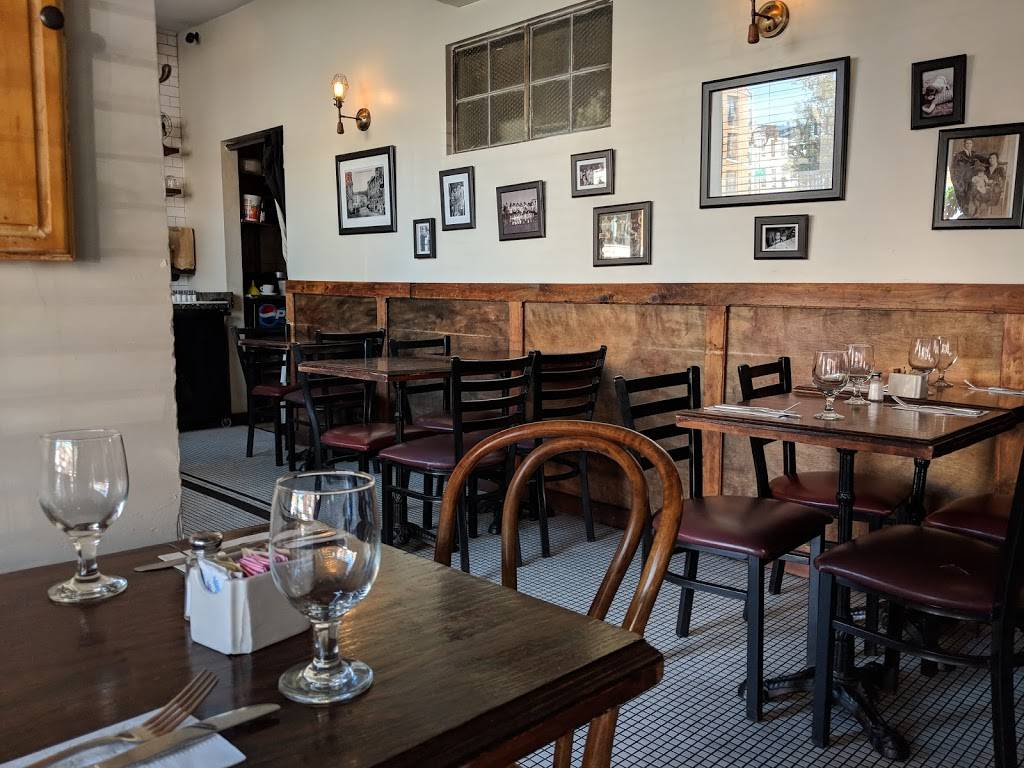Olivier Bistro | restaurant | 469 4th Ave, Brooklyn, NY 11215, USA | 7187686600 OR +1 718-768-6600