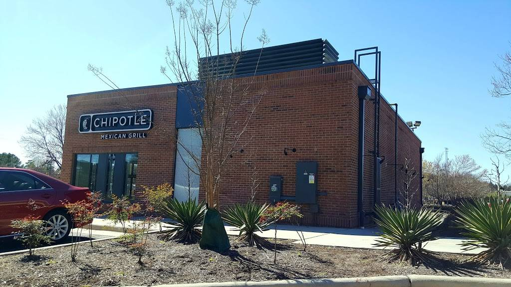 Chipotle Mexican Grill | restaurant | 9504 Strickland Rd, Raleigh, NC 27615, USA | 9193223259 OR +1 919-322-3259