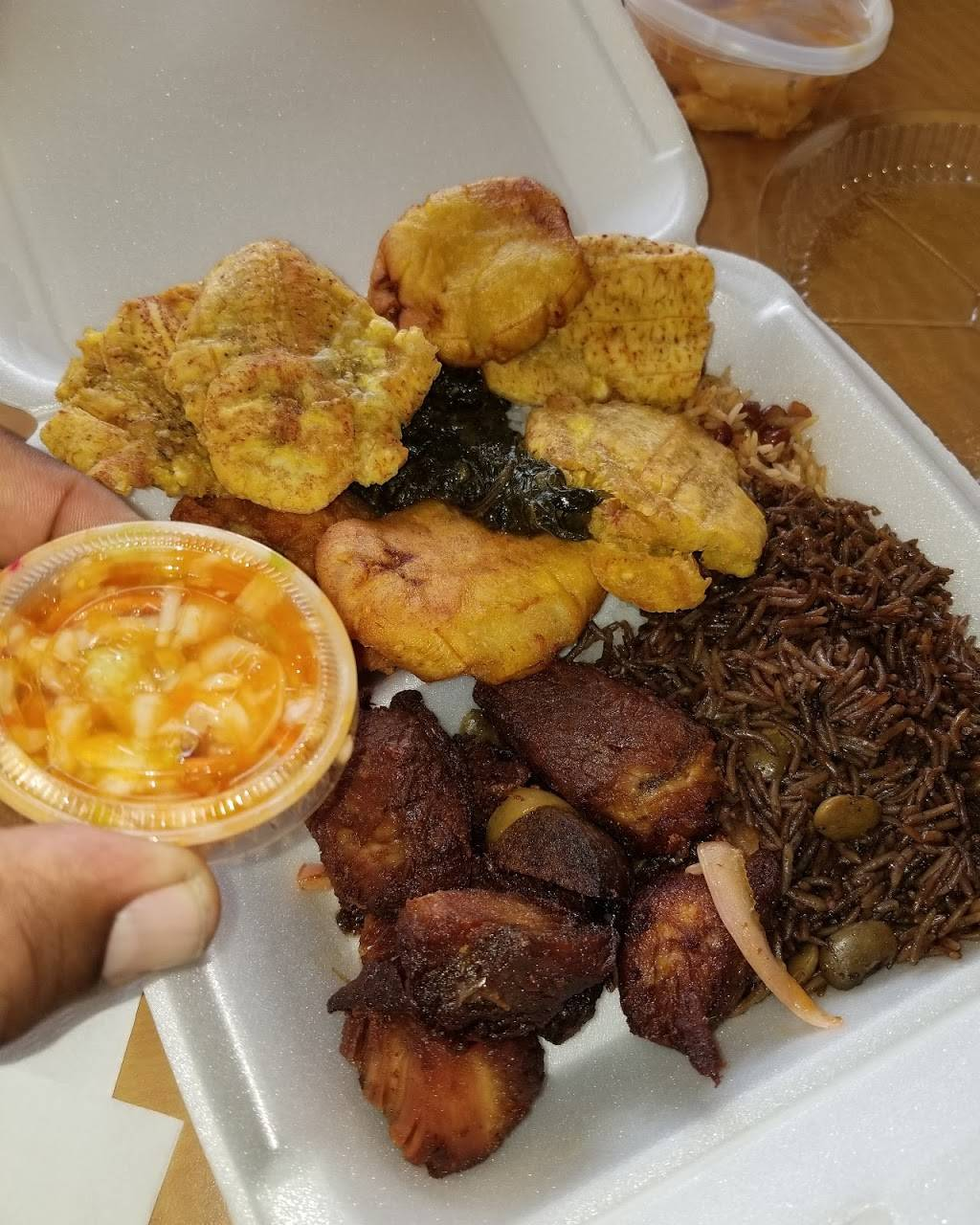 Fancy Buffet Haitian Restaurant | restaurant | 288 N Main St Suite 8, Spring Valley, NY 10977, USA | 8453522600 OR +1 845-352-2600