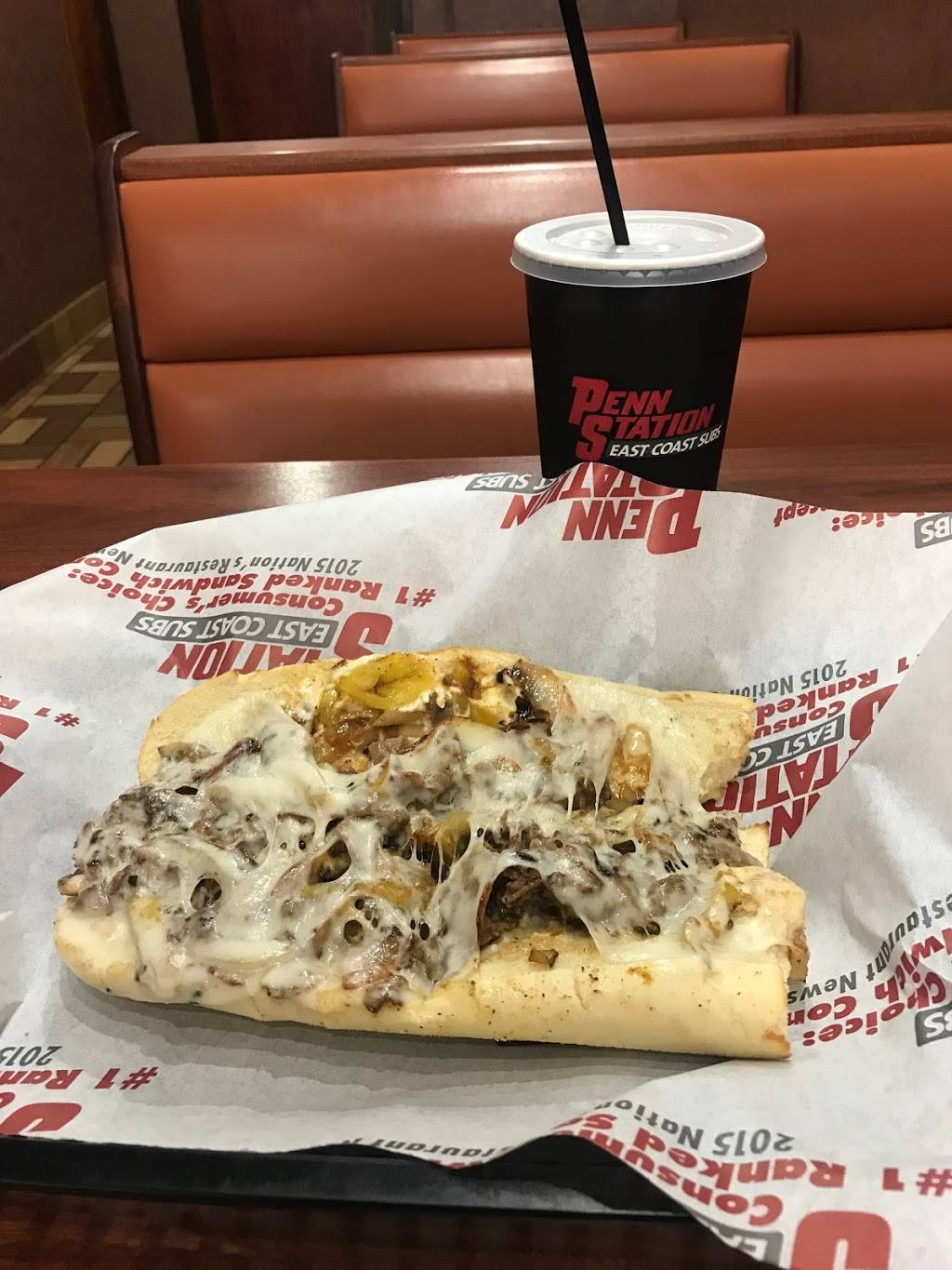Penn Station East Coast Subs | restaurant | 8246 Rockville Rd, Indianapolis, IN 46214, USA | 3172097366 OR +1 317-209-7366