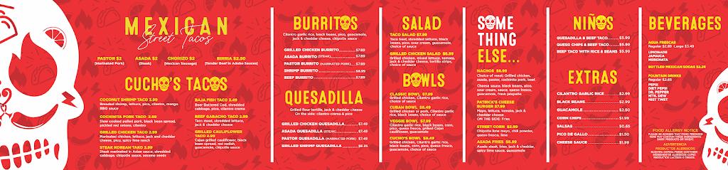 Cuchos Taco Grille   restaurant   3111 N Pleasantburg Dr, Greenville, SC 29609, USA   8645685133 OR +1 864-568-5133