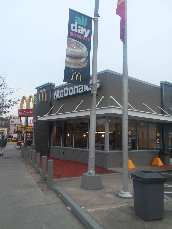 McDonalds | cafe | 138-32 Jamaica Ave, Jamaica, NY 11435, USA | 7185588665 OR +1 718-558-8665