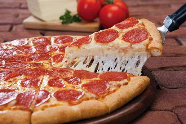 Godfathers Pizza   meal delivery   1580 US-60 BUS, Ledbetter, KY 42058, USA   2708981513 OR +1 270-898-1513