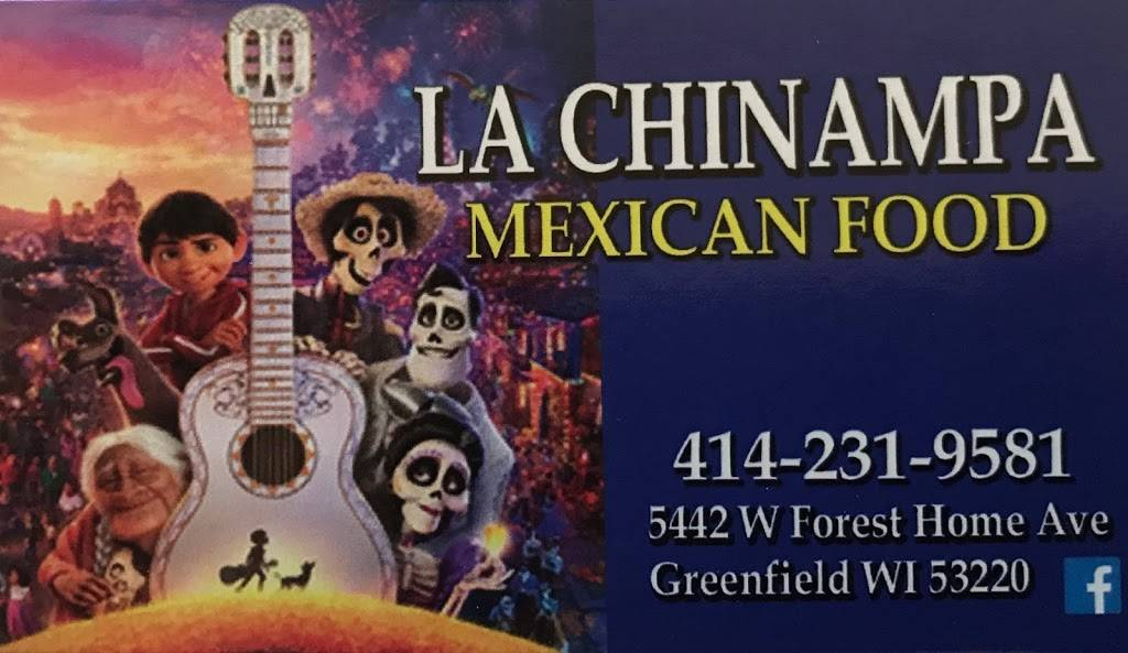 La Chinampa Mexican Food | restaurant | 5442 W Forest Home Ave, Greenfield, WI 53220, USA | 4142319581 OR +1 414-231-9581