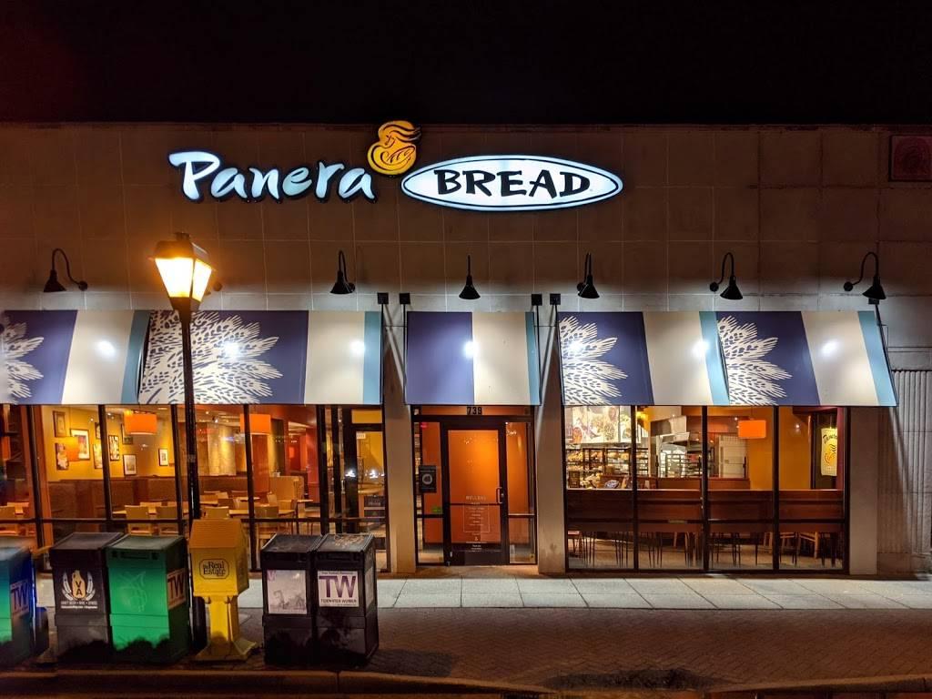 Panera Bread | bakery | 739 W 21st St, Norfolk, VA 23517, USA | 7576239669 OR +1 757-623-9669
