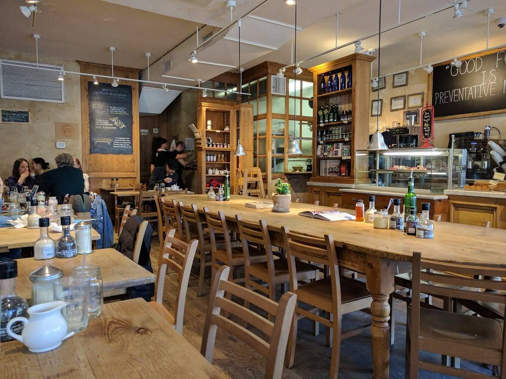 Le Pain Quotidien | restaurant | 494 Amsterdam Ave, New York, NY 10024, USA | 2128771200 OR +1 212-877-1200