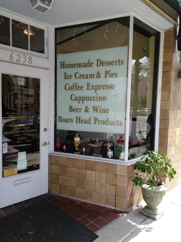 Roses Bistro Off Main | restaurant | 6238 Grand Blvd, Port Richey, FL 34652, USA | 7278494940 OR +1 727-849-4940