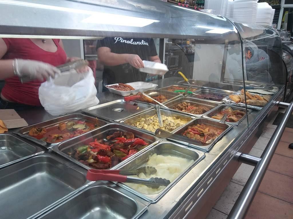 Pinolandia #3   restaurant   10900 SW 184th St, Cutler Bay, FL 33157, USA   3059691333 OR +1 305-969-1333