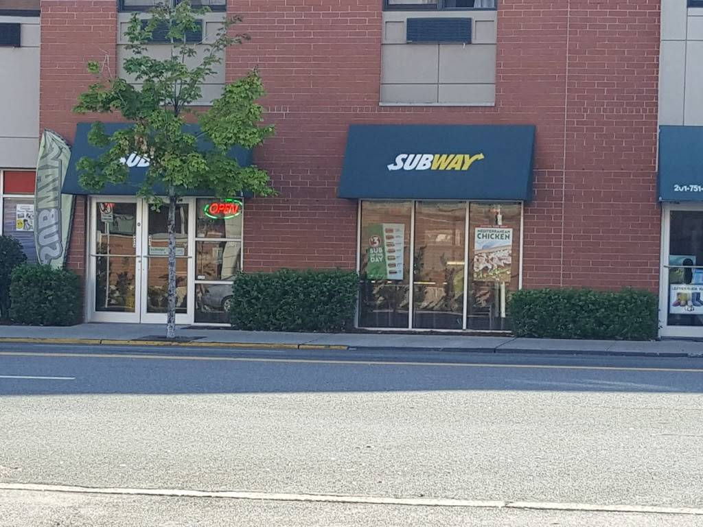 Subway Restaurants | restaurant | 9252 John F. Kennedy Blvd, North Bergen, NJ 07047, USA