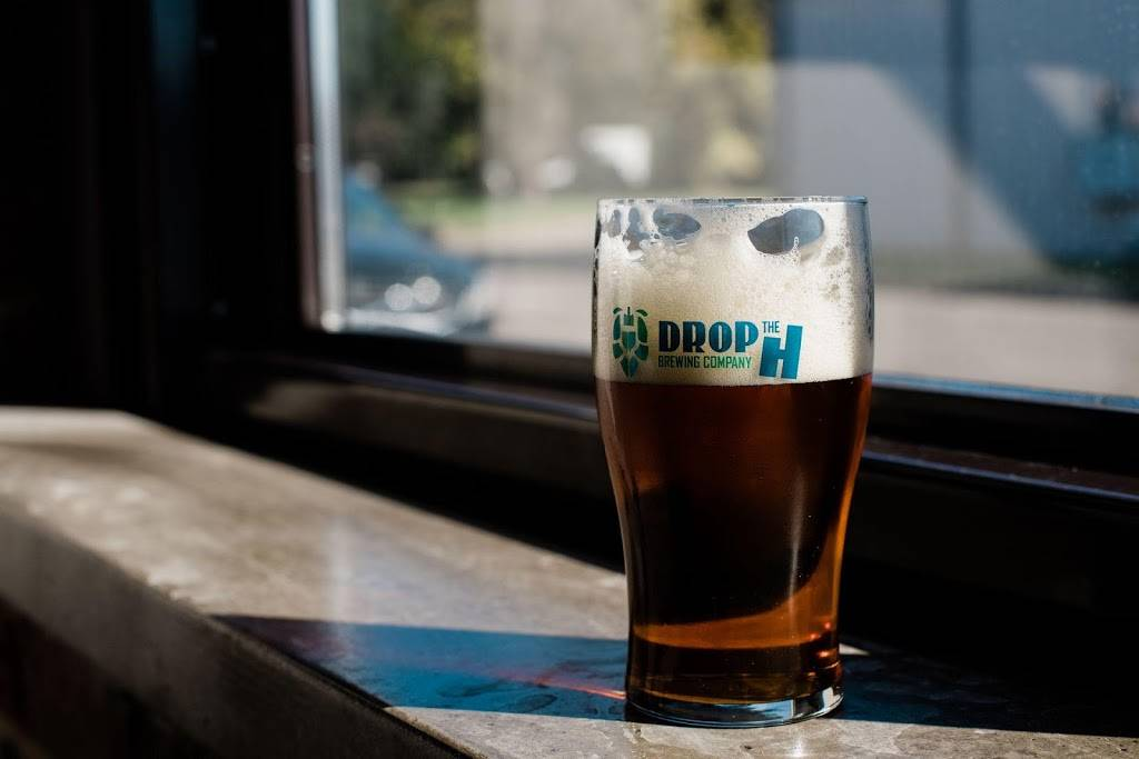 Drop the H Brewing Company | restaurant | 107 E Rose St, Pittsburg, KS 66762, USA | 6204044019 OR +1 620-404-4019