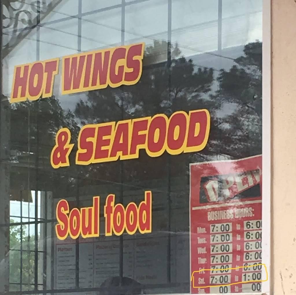 Memeez Soul food | restaurant | 3657 M.L.K. Jr Dr SW, Atlanta, GA 30331, USA
