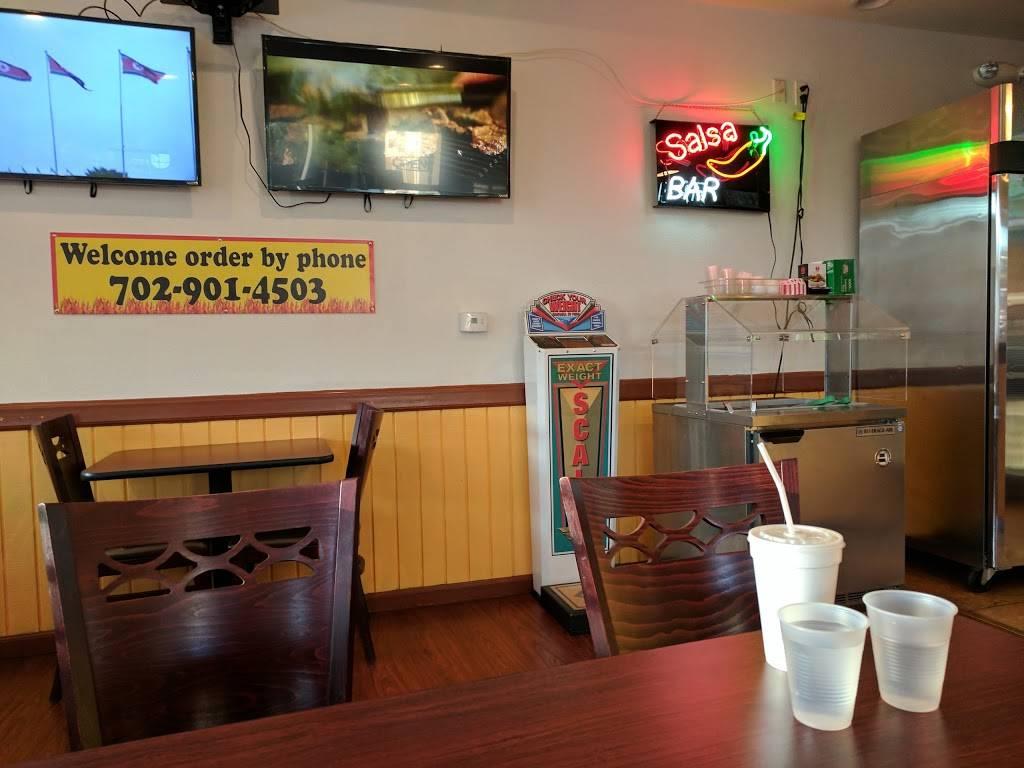 Rivas Mexican Grill #4 | restaurant | 1654 W Warm Springs Rd, Henderson, NV 89014, USA | 7029014503 OR +1 702-901-4503