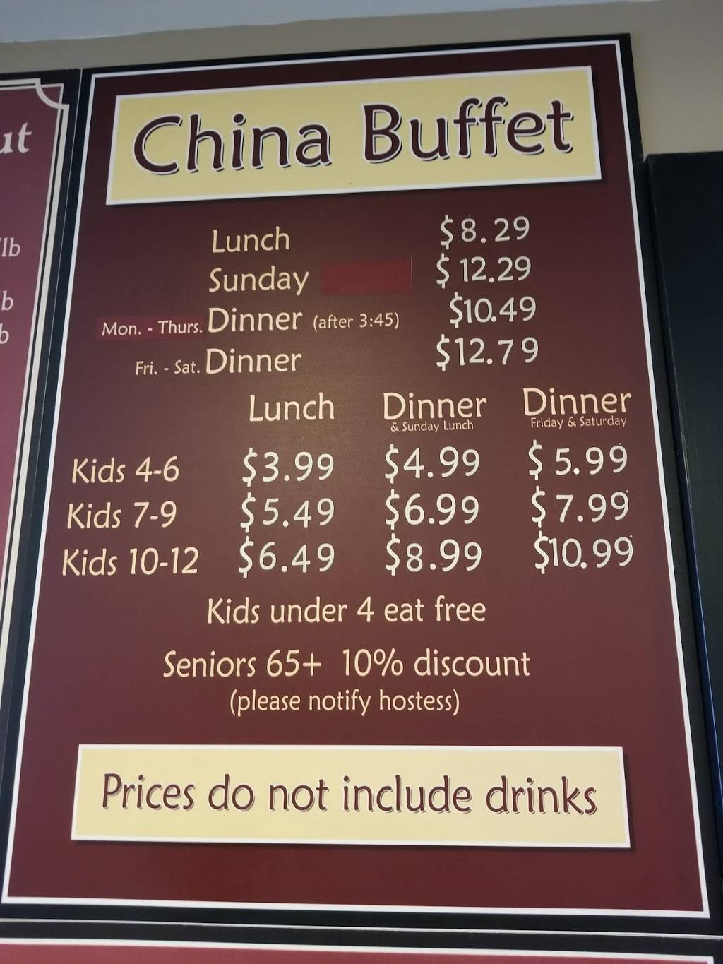 China Buffet & Mongolian Grille | restaurant | 120 N 66th St, Lincoln, NE 68505, USA | 4024700265 OR +1 402-470-0265