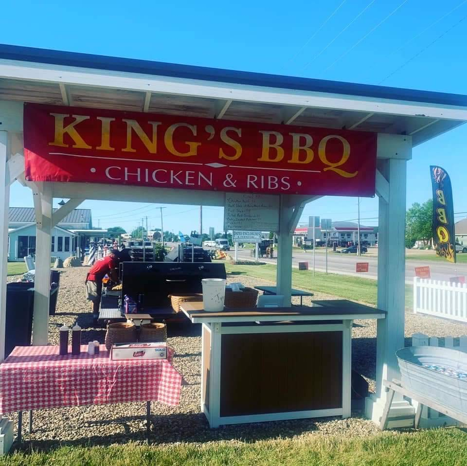Kings BBQ | restaurant | 510 E Farver St, Shipshewana, IN 46565, USA | 5742026800 OR +1 574-202-6800