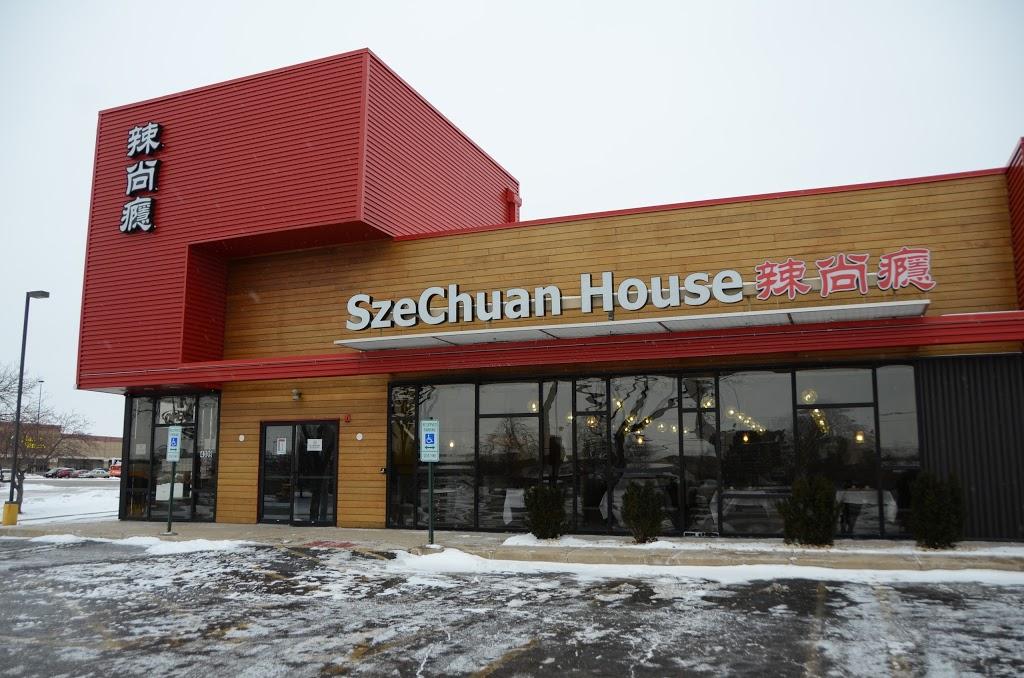 Szechuan House | cafe | 4309 E New York St, Aurora, IL 60504, USA | 6308208680 OR +1 630-820-8680