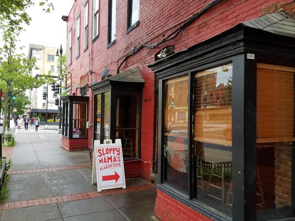 Sloppy Mamas Barbeque | restaurant | 1942 11th St NW, Washington, DC 20001, USA | 2024304433 OR +1 202-430-4433