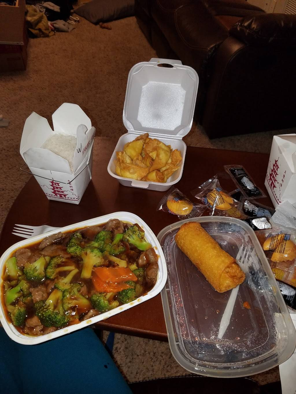 China One   restaurant   917 Tiny Town Rd Suite D, Clarksville, TN 37042, USA   9315538080 OR +1 931-553-8080