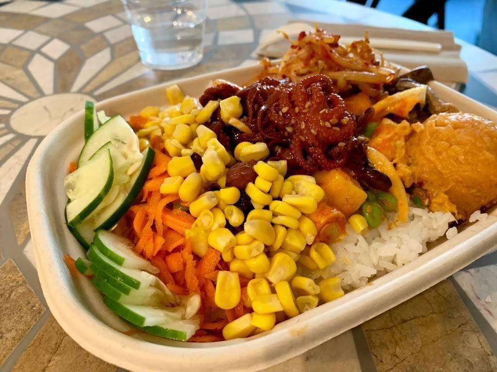 Happy Fin   restaurant   60 Henry St, Brooklyn, NY 11201, USA   3474575440 OR +1 347-457-5440