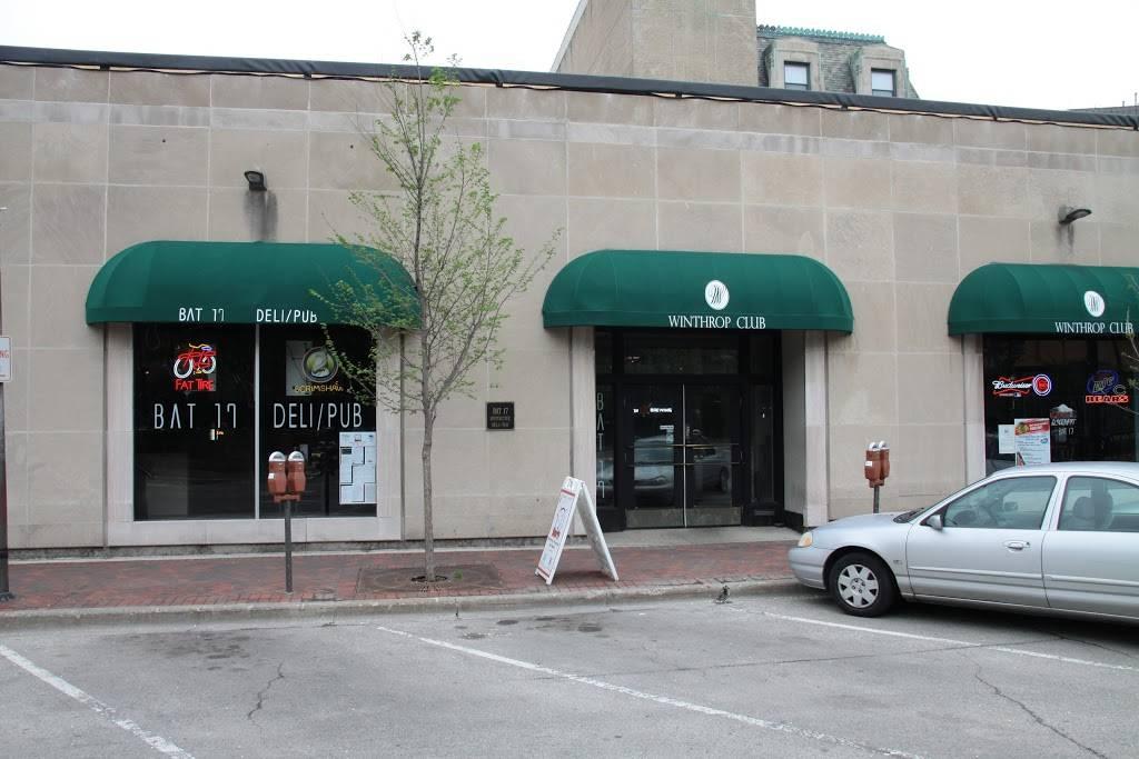 Bat 17   meal takeaway   1709 Benson Ave, Evanston, IL 60201, USA   8477337117 OR +1 847-733-7117