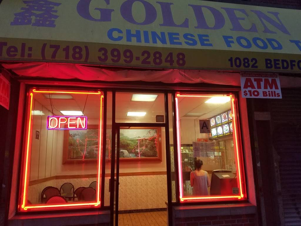 Golden Hing   restaurant   1082 Bedford Ave # 1, Brooklyn, NY 11216, USA   7183992848 OR +1 718-399-2848