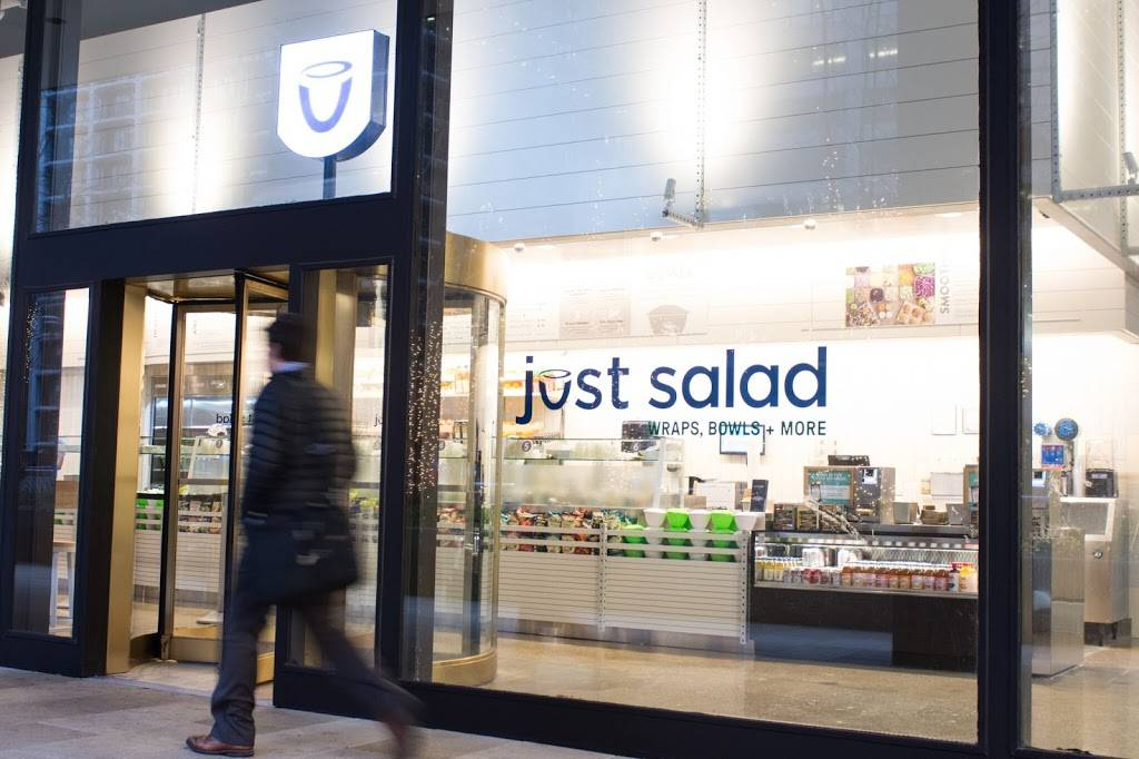 Just Salad | restaurant | 325 Hudson St, New York, NY 10013, USA | 2122441111 OR +1 212-244-1111
