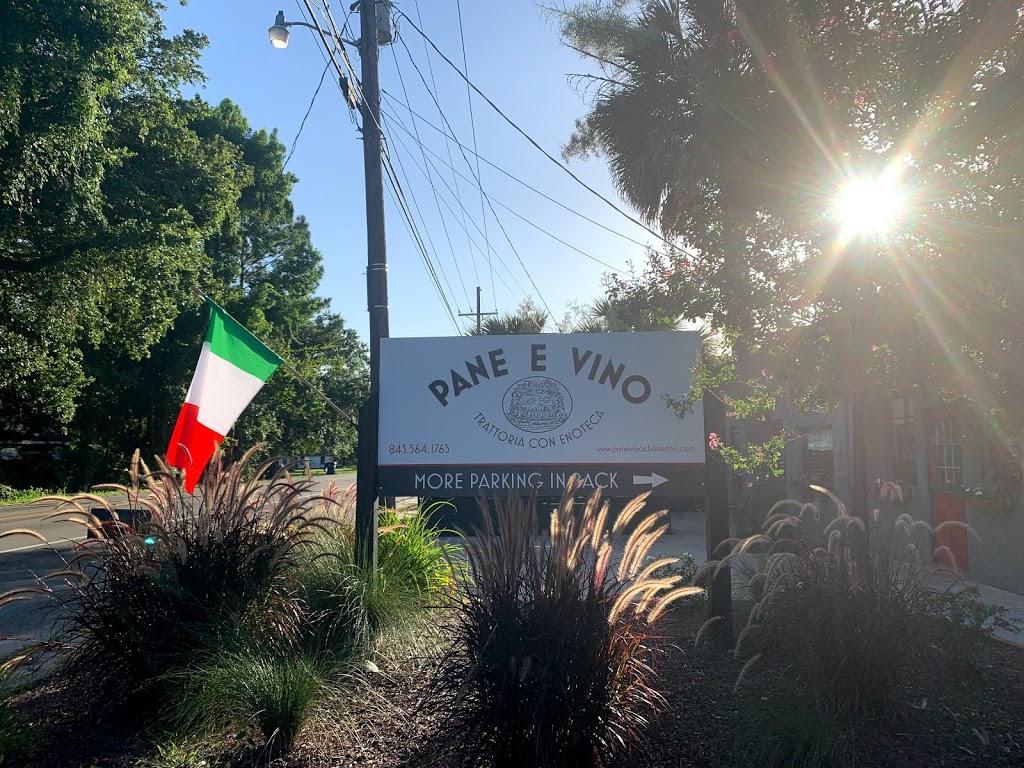 Pane E Vino | restaurant | 6350 SC-162, Hollywood, SC 29449, USA | 8435641765 OR +1 843-564-1765