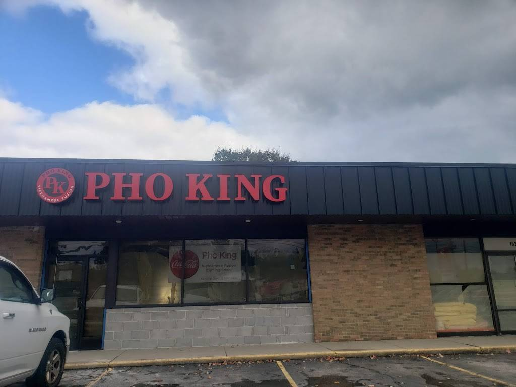 Pho King | restaurant | 1629 OH-59, Kent, OH 44240, USA
