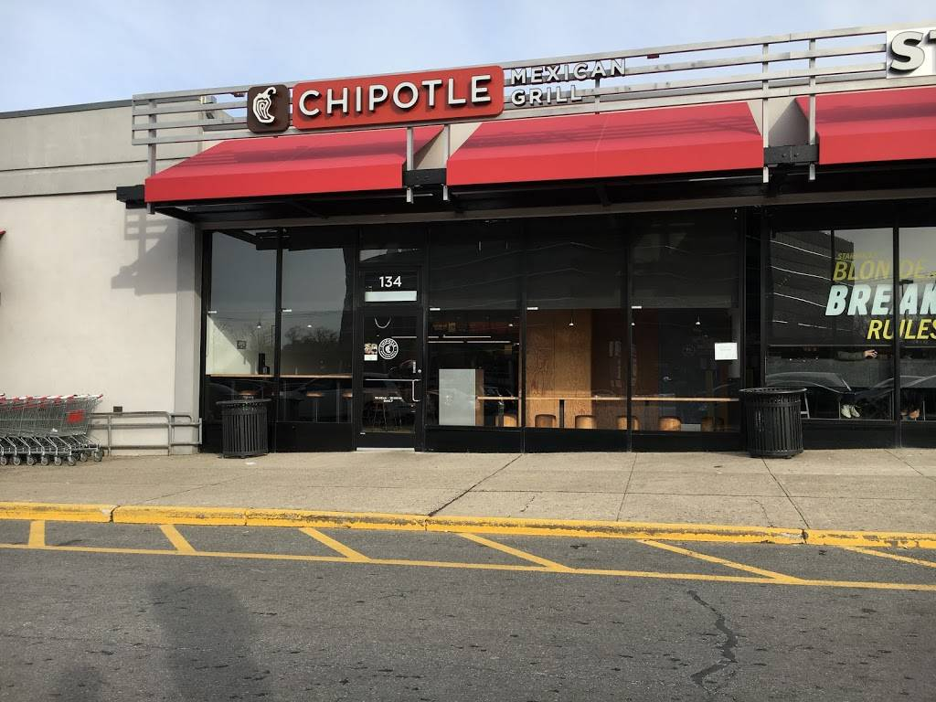 Chipotle Mexican Grill | restaurant | 134 Linwood Plaza, Fort Lee, NJ 07024, USA | 2014825128 OR +1 201-482-5128