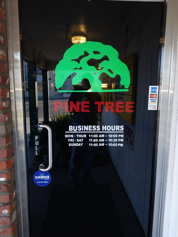 Pine Tree | restaurant | 25890 S Western Ave, Harbor City, CA 90710, USA | 3103251186 OR +1 310-325-1186